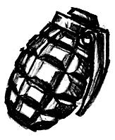 Hand crenade